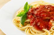 Pastas y salsas italianas